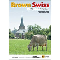 Brown Swiss International - deutsche Ausgabe 2020